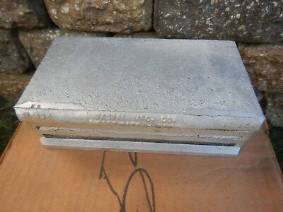 VTG Cast Aluminium  Vestal Cold Air Return Brick Vent 7 7/8 x 4 1/4