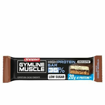 Enervit Gymline High Protein Bar 36% - Barretta Proteica Low Sugar - Vari Gusti