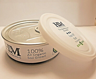10 X Press It In Tuna Tin Cans Self Sealed 100ml + Lids & Cali Labels