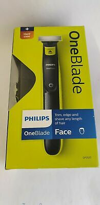 Philips One Blade Hybrid Face + Hard Case Rechargeable Qp2520/64 New & Sealed