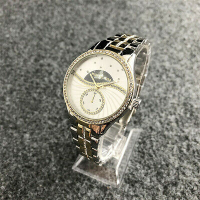 2019 New Women's Stainless steel Wristwatches Crystal texture Fashion Watch