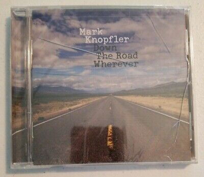 Down The Road Wherever by Mark Knopfler (CD, 2018) SEE DESCRIPTION