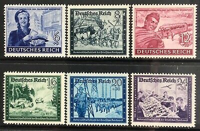 Germany Third Reich 1944 Companionship Block of the German Empire Post MNH