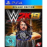 WWE 2K19 Deluxe Edition USK - Deluxe Edition [PlayStation 4 ] gebraucht-gut