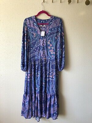 spell and the gypsy collective City Lights Gown Size Xs