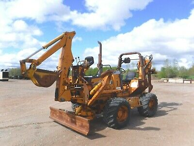2002 CASE 960 with only 3457 hours