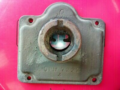 Original WW2 Jeep gearbox top housing. Ford GPW f script. Hard to find. V. Good