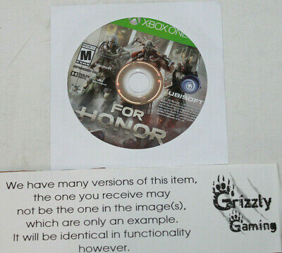 USED For Honor Microsoft XBOX ONE (NTSC) DISC ONLY!!