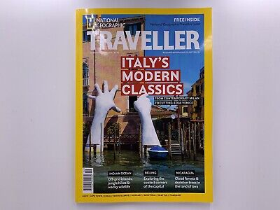 National Geographic Traveller Magazine UK Edition Issue 76, June 2019 *NEW*