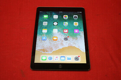 Apple iPad Air 1st Gen. A1474 16GB Wi-Fi, 9.7in - Space Gray