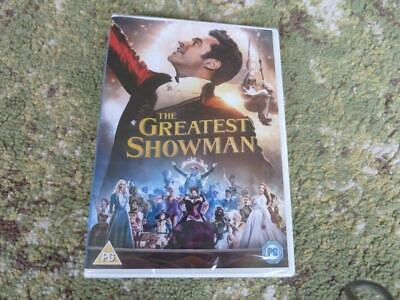 The Greatest Showman Singalong Dvd - Brand New And Sealed