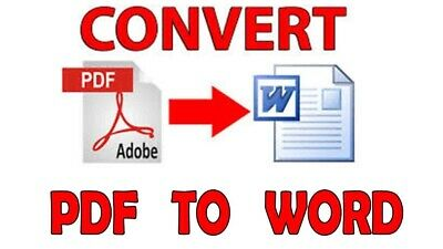 Pro Pdf Converter - Pdf To Word & Other Formats Instantly!!