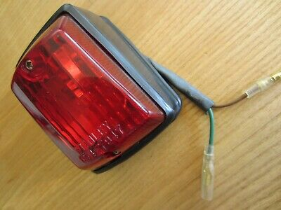 Honda Vintage NOS XR500 XR250 TAILLIGHT UNIT 33701-434-670 SOME RUST DUE STORAGE