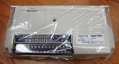 Patlite  Pv-32Tex-064  Programmable Voice Synthesizer