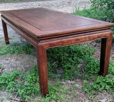 Gorgeous Antique/Vintage Chinese Rosewood Table! Huanghuali?? Zitan??