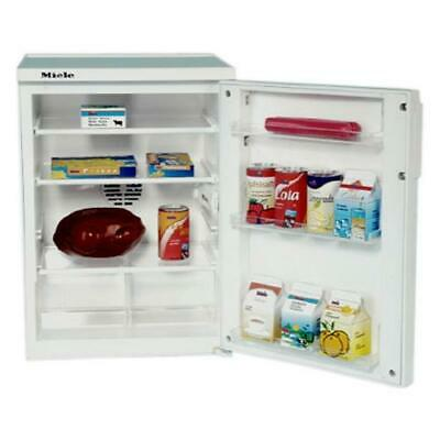 Klein - Miele Kids Replica Toy Fridge with Play functions Accessories and light