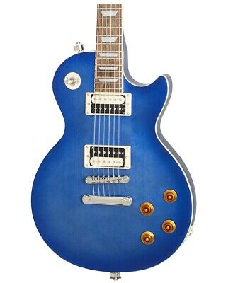 Epiphone Les Paul Traditional PRO-III Electric Guitar  Pacific Blue