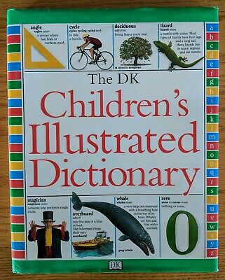 The DK Children's Illustrated Dictionary 1994 First American Ed. John McIlwain