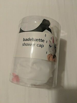Brand New Badehatte Unicorn Shower Cap