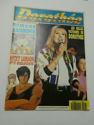 Magazine Club Dorothee Revue Numero N° 196 City Hunter Complet Rare 1993 **