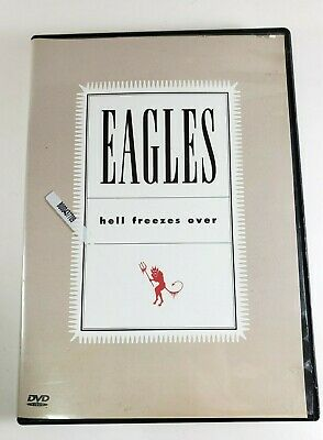 Eagles - Hell Freezes Over DVD, 1999, DTS Digital Surround