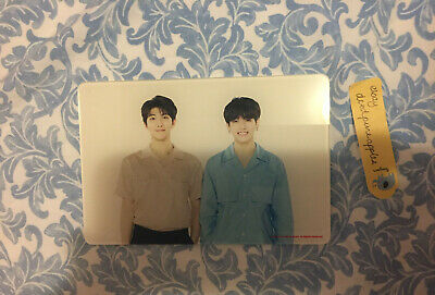 BTS Speak Yourself Concert Tour Namjoon RM Jungkook Photo Frame MD Official