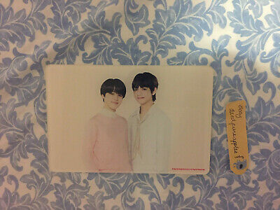 BTS Speak Yourself Concert Tour Taehyung Jimin V Photo Frame MD Offcial