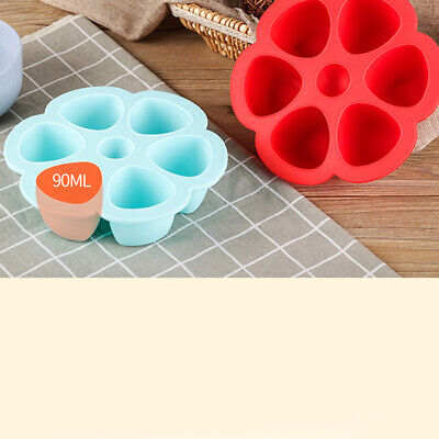 Multi-functional Silicone BPA Free Baby Assist Foods Storage Box Kitchen Tools B