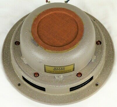 Altec 755a Speaker Excellent Condition Western Electric