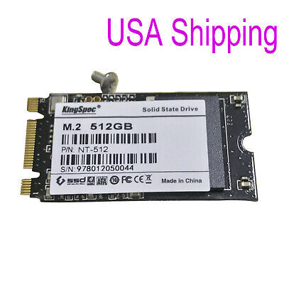 512GB 512G NGFF M2 2242 SATA SSD Solid State hard drive for GPD Win 2 Win 1
