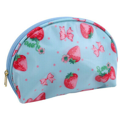 Travel Portable Cosmetic Bag Makeup Toiletry Organizer Storage Wash Case B