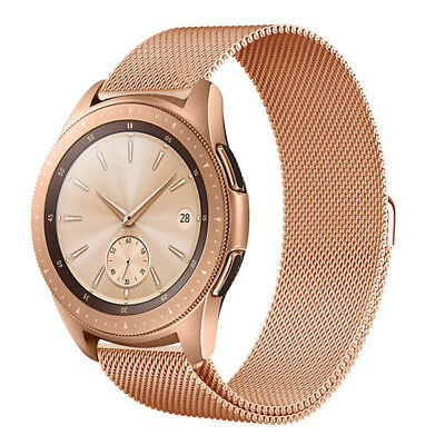 NEW Magnetic Milanese Loop Stainless Steel Band Strap For Samsung GalaxyWatch