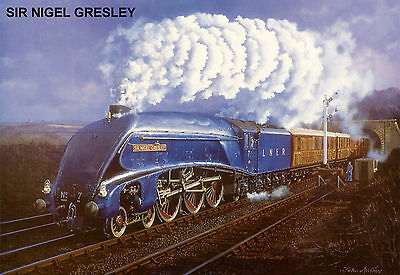 Hornby Dublo in Railway Art 1- 20. Complete 1st Series Set! Signed & Limited.