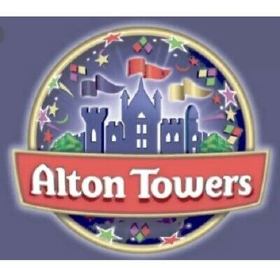 alton towers tickets x 4