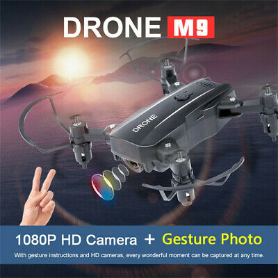 Mini Drone HD Camera 5MP 2.4G 6 Axis WIFI FPV Altitude hold Foldable  Quadcopter