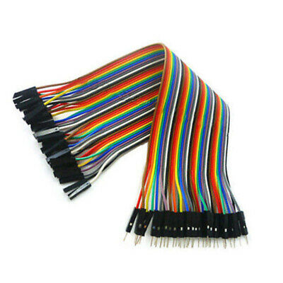 Dupont Wire Jumper Line For Electronic Arduino Product Jumper Cable Color Cheap