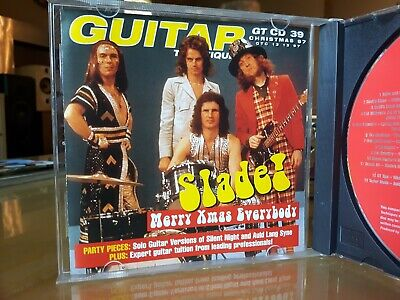 Guitar techniques - 1997. Slade Christmas Special CD. Mint condition!