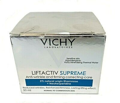 Vichy LiftActiv Anti-Ageing Supreme Face Cream Normal To Combination Skin 50ml