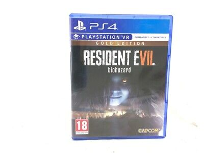 Juego Ps4 Resident Evil Vii Biohazard. Gold Edition Ps4 4736988
