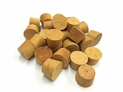 18mm Opepe Tapered Wooden Plugs 100pcs