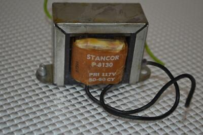 One Used Stancor Power Transformer P-8130.
