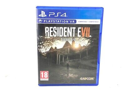 Juego Ps4 Resident Evil 7 Biohazard Ps4 4737812