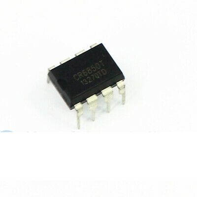 5Pcs CR6850T Off-line Switching Power Supply Chip DIP-8