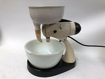 Vintage Sunbeam Mix Master -working condition