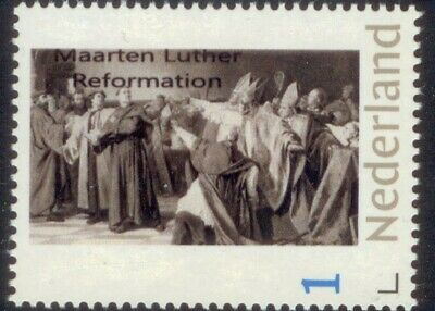 Netherlands 2019-3  Maarten Luther  Reformation        MNH G