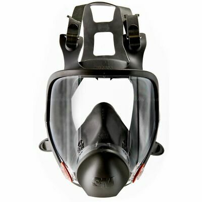 3M  Full Face 6800 Reusable Respirator Size Medium