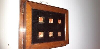 Servants or Butlers 6 way bell box all original