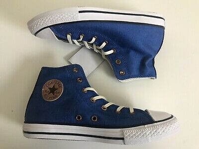 Chaussures Converse Chuck Taylor All Star Chambray Hi