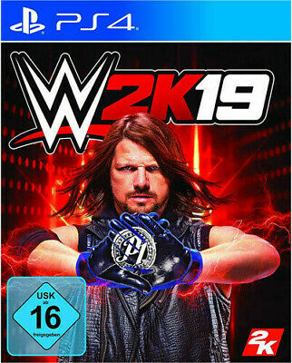 WWE 2K19 - Deluxe Edition (Sony PlayStation 4)