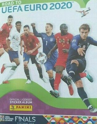 Panini Uefa Road To Euro 2020 Choose Your Stickers 1-241 Choose Your Sticker